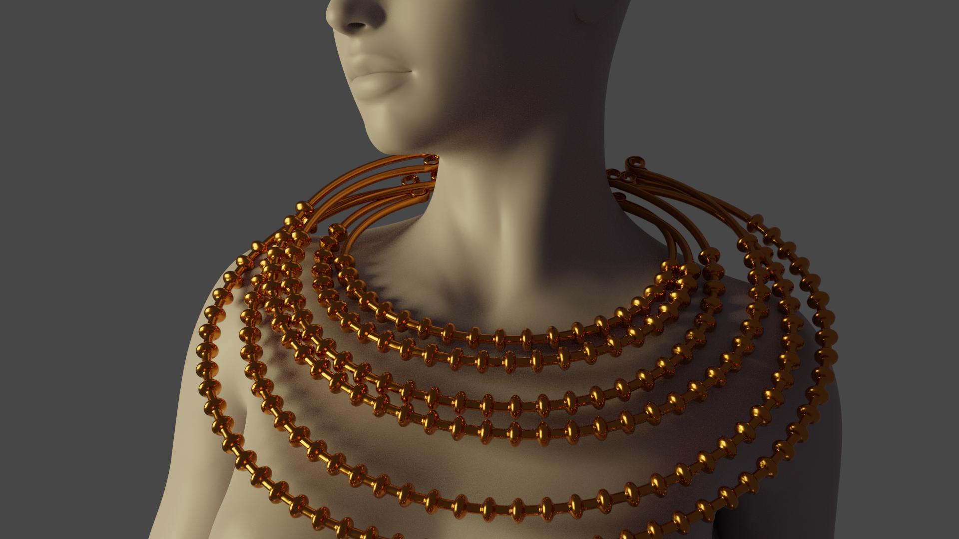 Magdalenksa gora neckrings